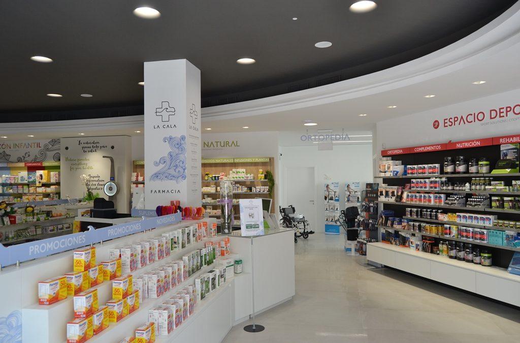 Farmacia la Cala en Alicante