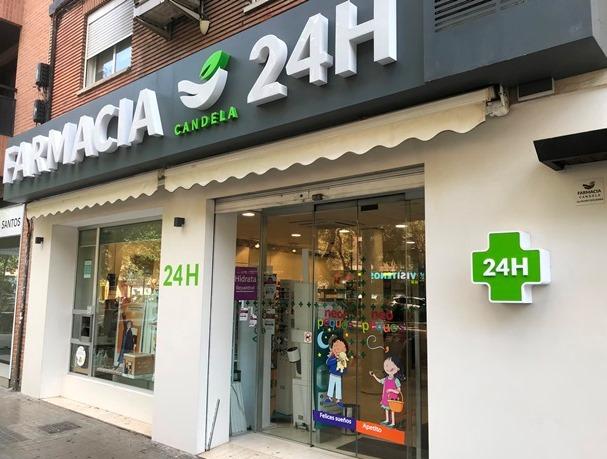 Farmacia 24h Candela en Valencia