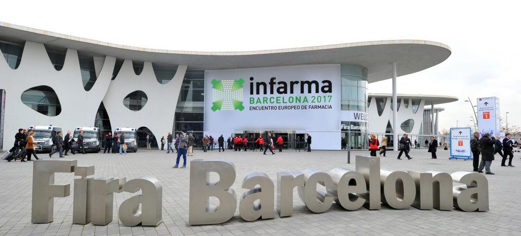 KLS Pharma Robotics estará en Infarma Barcelona 2017
