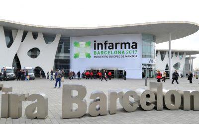 Visítenos en Infarma Barcelona 2017