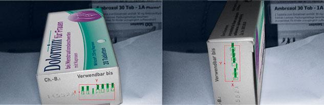 Novedad: reconocimiento automático de la fecha de caducidad