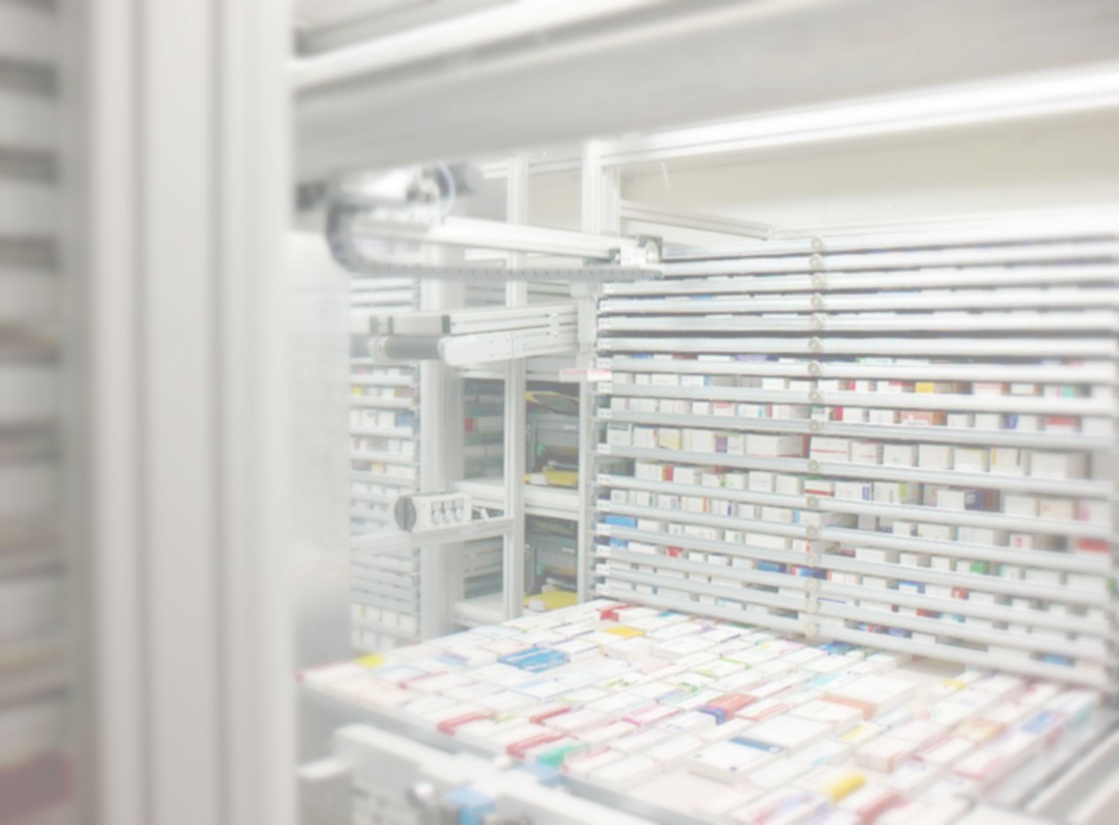 Visita virtual a una de nuestras farmacias robotizadas