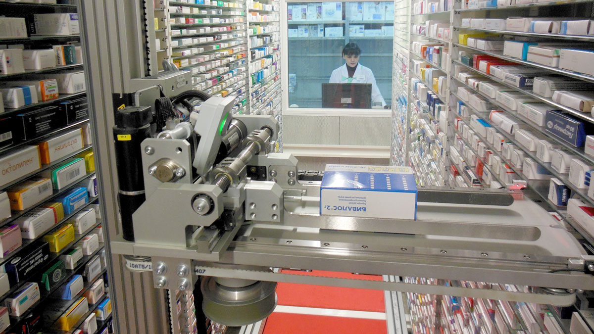 KLS Pharma Robotics adquiere 3AR