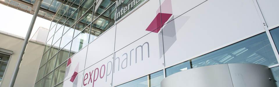 Visita nuestro stand en Expopharm Múnich